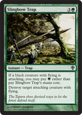 Slingbow Trap | Magic: The Gathering Card