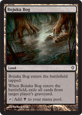 Bojuka Bog | Magic: The Gathering Card