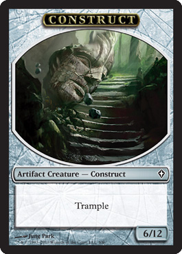 Construct Token | Magic: The Gathering Card