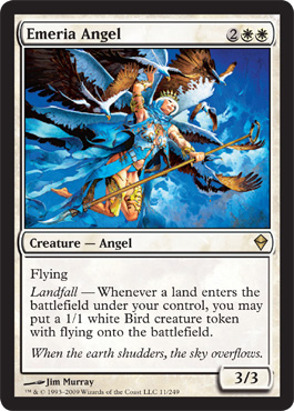 Emeria Angel | Magic: The Gathering Card