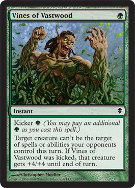 Vines of Vastwood | Magic: The Gathering Card