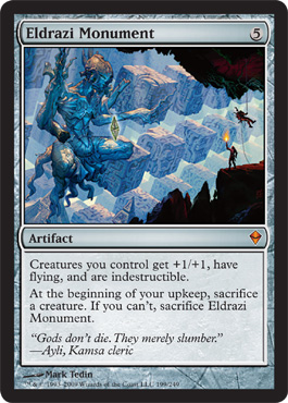 Eldrazi Monument | Magic: The Gathering Card