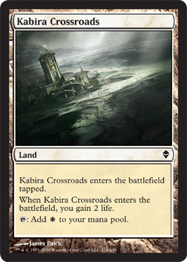 Kabira Crossroads | Magic: The Gathering Card