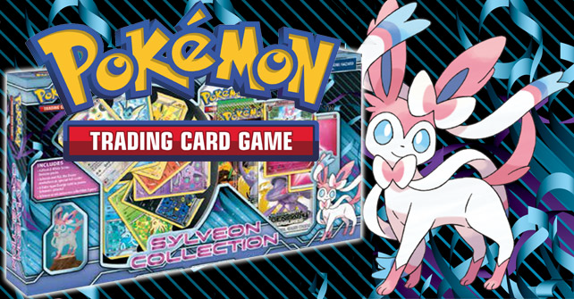 Pokemon Eevee Sylveon Card Sylveon Collect...