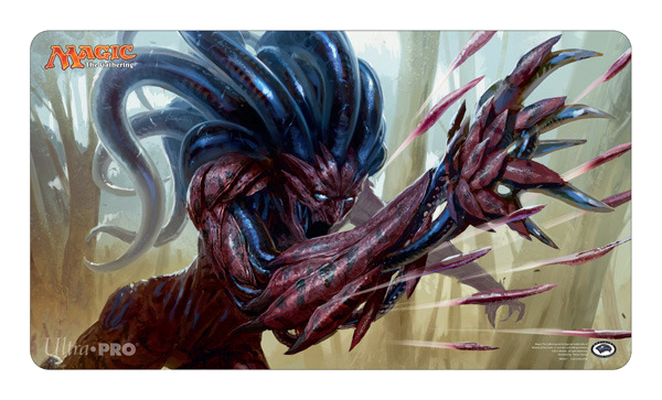Magic 2014 M14 Thorncaster Sliver Playmat Magic The