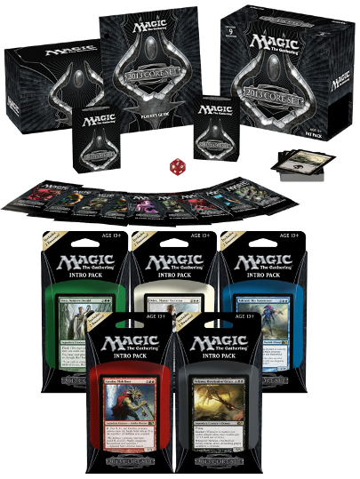 Magic 2013 (M13) Fat pack and Intro Packs